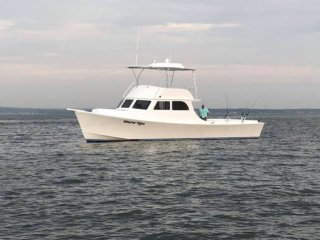 Wound Tight Charter Boat