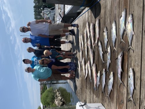 Chesapeake Beach Fishing Charter Report